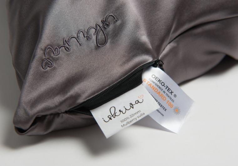 oeko tex preverjena kakovost svilenih prevlek